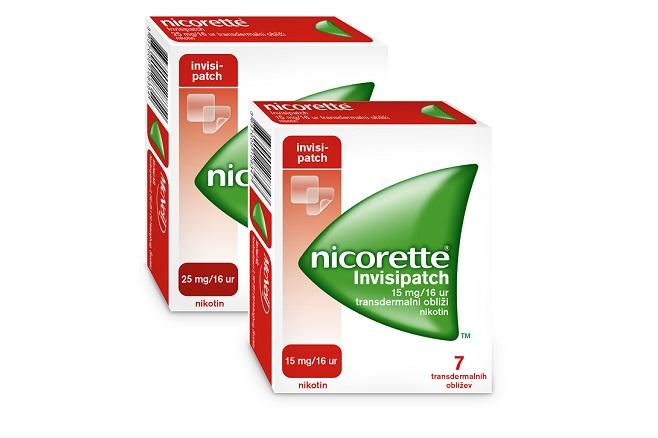 NICORETTE<sup>®</sup> Invisipatch