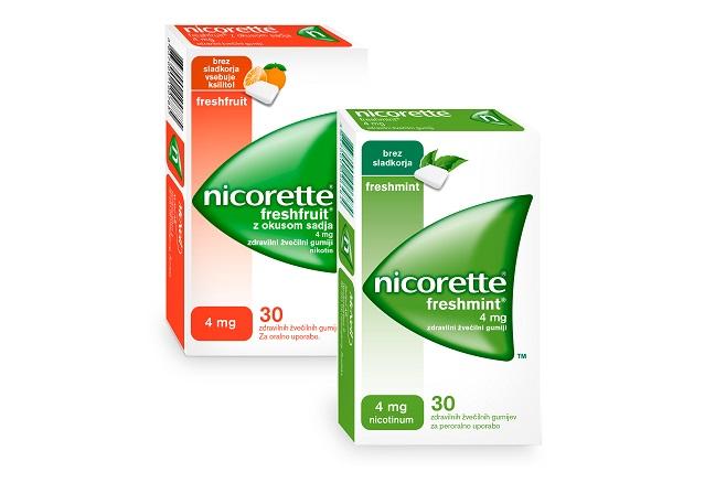 NICORETTE<sup>®</sup> Gum